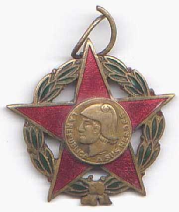 Sistema de medallas a opinión popular Medalla